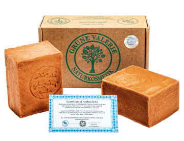 Aleppo Soap Set